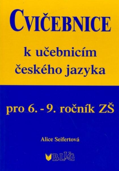 Cvičebnice k učebnicím českého jazyka pro 6.-9. ročník ZŠ - Náhled učebnice
