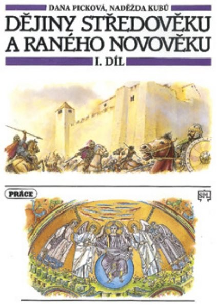 Dějiny středověku a raného novověku 1.díl