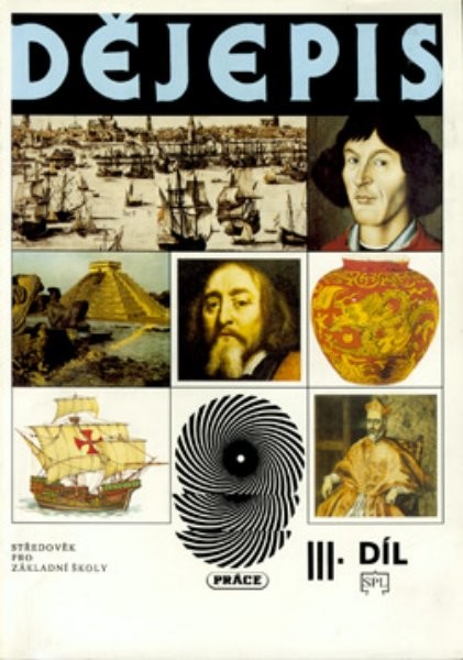 Dějepis, středověk pro základní školy, 3.díl - Náhled učebnice