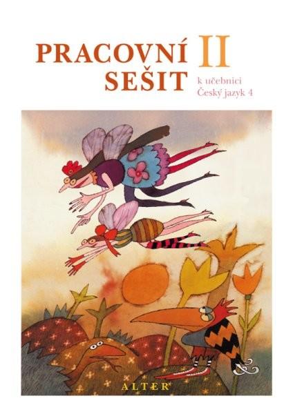 Český jazyk 4, pracovní sešit 2. díl - Náhled učebnice