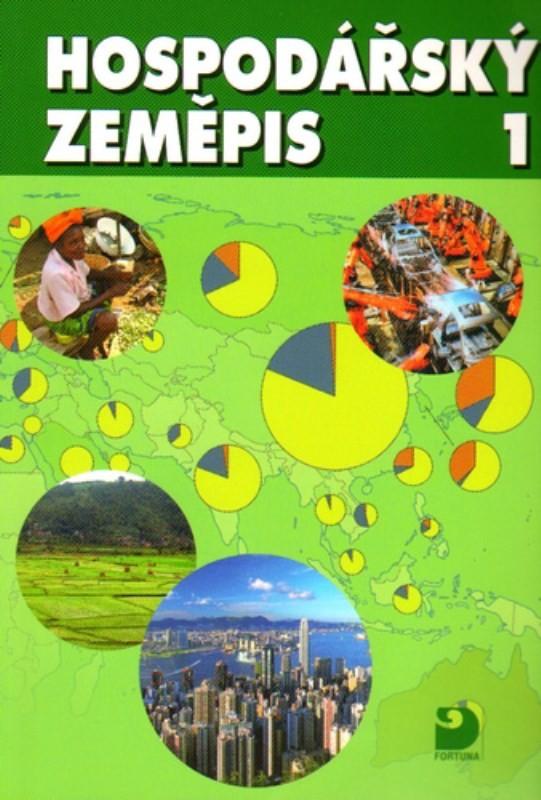 Hospodářský zeměpis 1 - Náhled učebnice