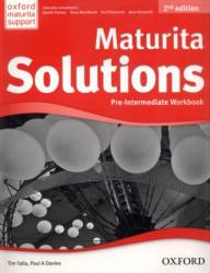 Maturita Solutions Pre-Intermediate Workbook; 2nd edition - Náhled učebnice