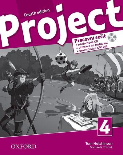Project 4 Pracovní sešit - Náhled učebnice