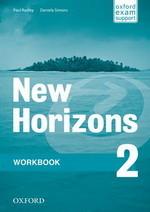 New Horizons 2: Workbook - Náhled učebnice