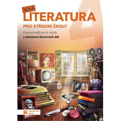 Nová literatura 4 - pracovní sešit pro 4. ročník SŠ - Náhled učebnice