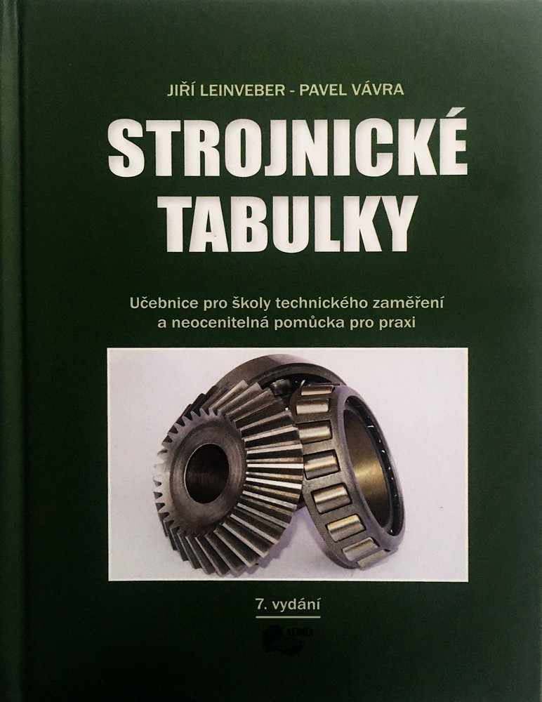 Strojnické tabulky (sedmé vydání)