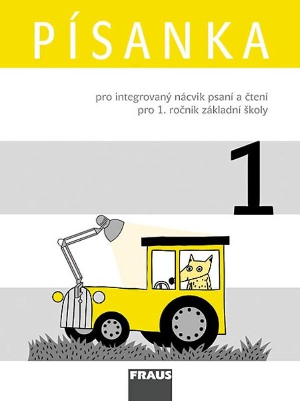 Písanka 1/1 pro ZŠ - Náhled učebnice
