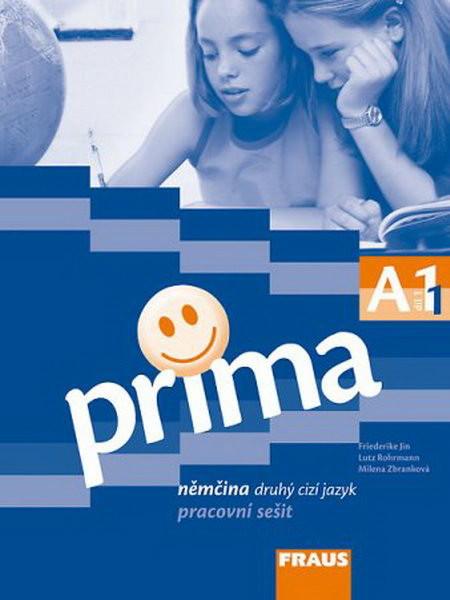 Prima A1: pracovní sešit. 2007. 72 s - Náhled učebnice