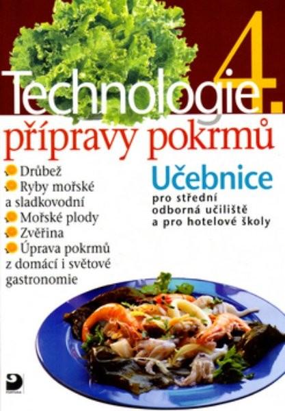 Technologie přípravy pokrmů 4 - Náhled učebnice