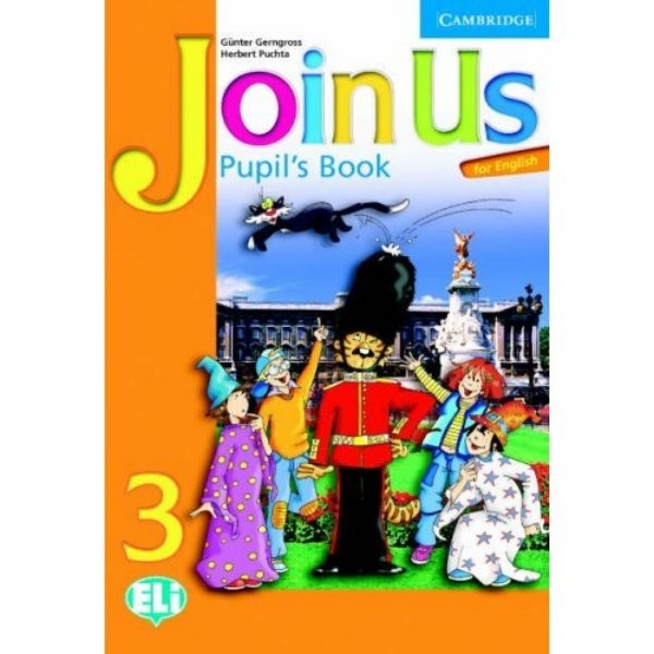 Join Us for English Level 3: Pupil´s Book - Náhled učebnice