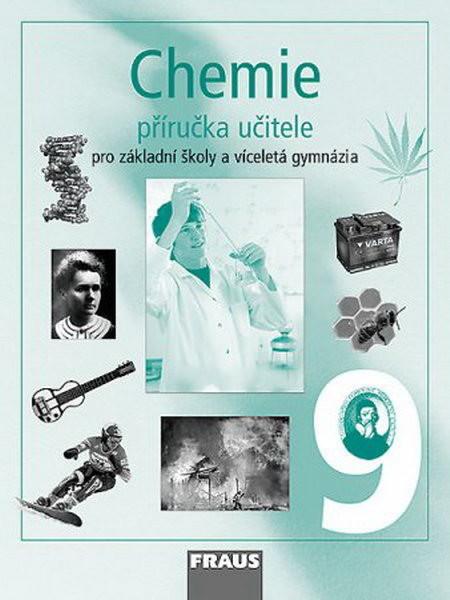 Chemie 9 pro ZŠ a VG PU - Náhled učebnice