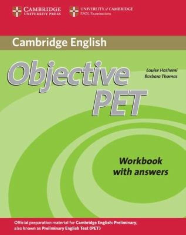 Objective PET Workbook with answers - Náhled učebnice