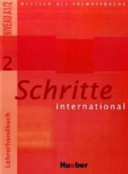 Schritte international 2 Lehrerhandbuch (metodická příručka)