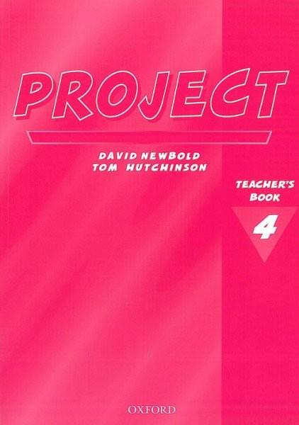 Project 4 Teacher´s book - Náhled učebnice