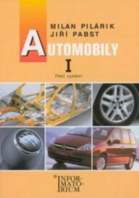 Automobily I pro 1. ročník UO Automechanik