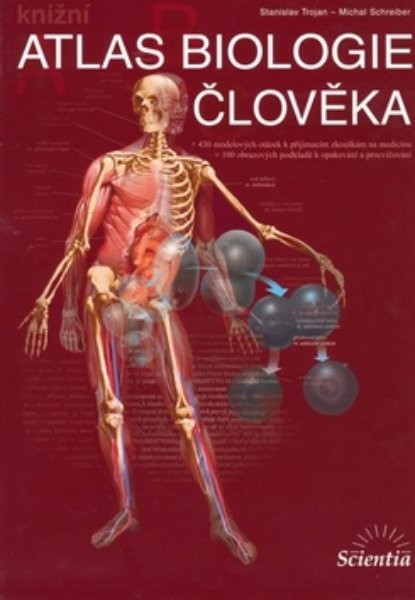Atlas biologie člověka (knižní)