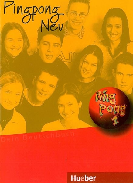 Pingpong neu 1: Lehrbuch - Náhled učebnice