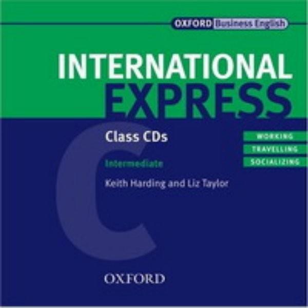 International Express Intermediate Class CDs (New Edition)