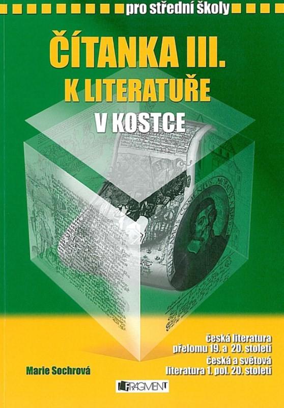 Čítanka III. k Literatuře v kostce pro střední školy - Náhled učebnice