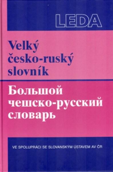 LEDA Velký česko - ruský slovník