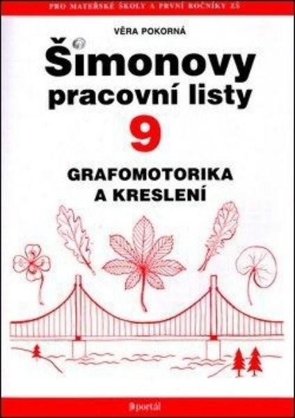Simonovy Pracovni Listy 9 Grafomotorika A Kresleni Ucebnicemapy Cz