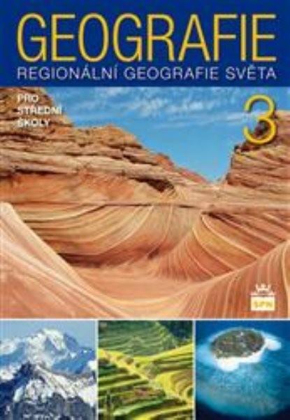 Geografie pro střední školy 3: Regionální geografie světa - Náhled učebnice