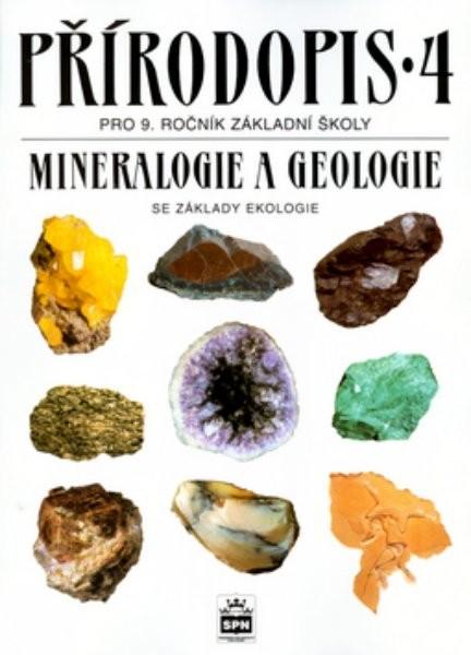 SPN Přírodopis 9.r. ZŠ 4 - Mineralogie a geologie