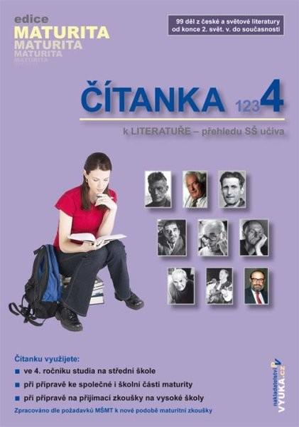 Čítanka 4 k Literatuře - přehledu SŠ učiva - Náhled učebnice