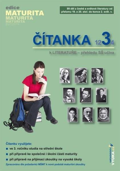 Čítanka 3 k Literatuře - přehledu SŠ učiva - Náhled učebnice
