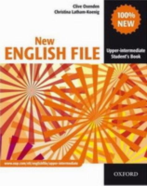New English File: Upper-intermediate (Student's Book) - Náhled učebnice