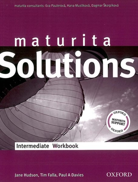 Maturita Solutions Intermediate (Workbook) - Náhled učebnice