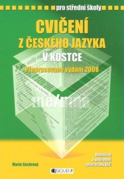 Cvičení z českého jazyka v kostce - Náhled učebnice