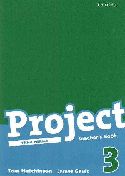 Project 3 3ed. Teacher´s book - Náhled učebnice