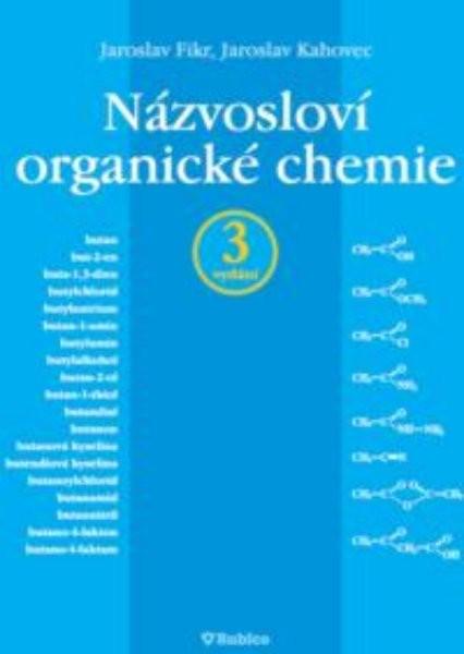 Názvosloví organické chemie - Náhled učebnice