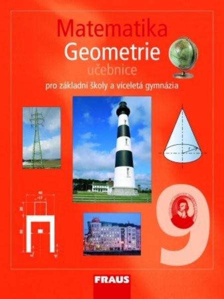 Matematika 9 pro ZŠ a VG UČ Geometrie - Náhled učebnice