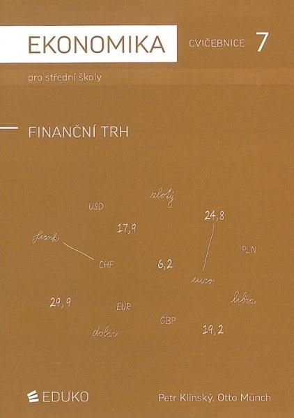 Ekonomika Cvičebnice 7 - Náhled učebnice