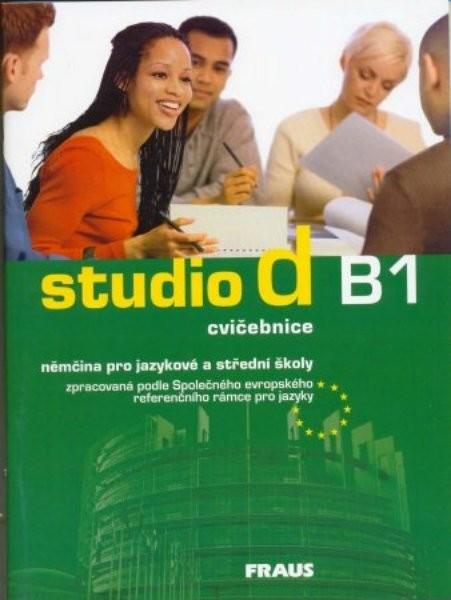 studio d, B1; cvicebnice - Náhled učebnice