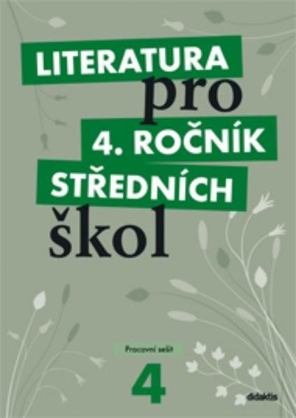 Literatura pro 4. ročník středních škol (pracovní sešit) - Náhled učebnice