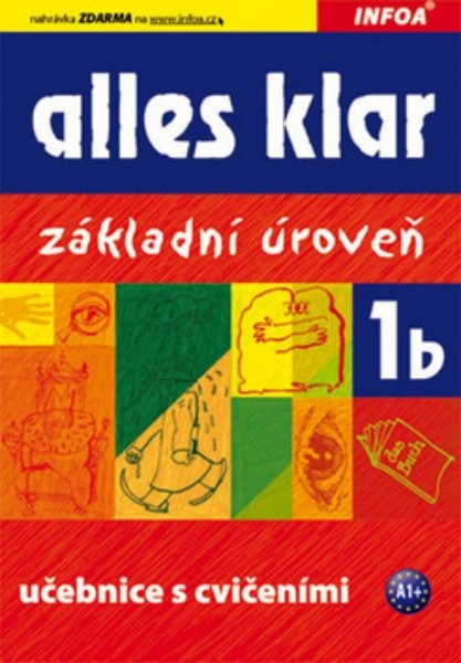 Alles klar 1b - učebnice+cvičebnice - Náhled učebnice