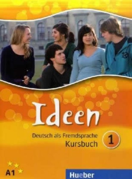 Ideen 1 : Kursbuch - Náhled učebnice