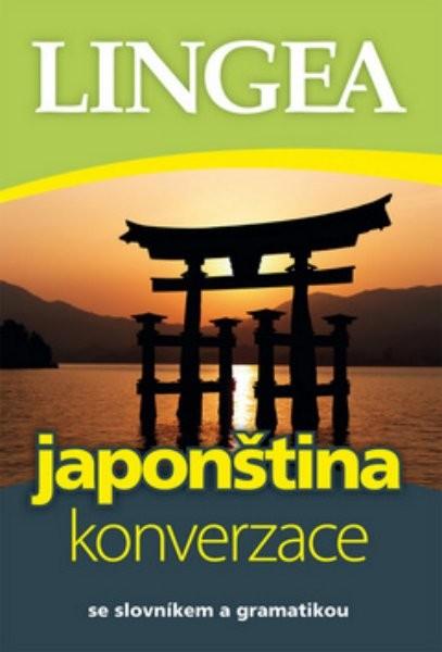 LINGEA S.R.O. Japonština - konverzace se slovníkem a gramatikou