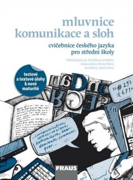 Mluvnice - komunikace a sloh - Náhled učebnice