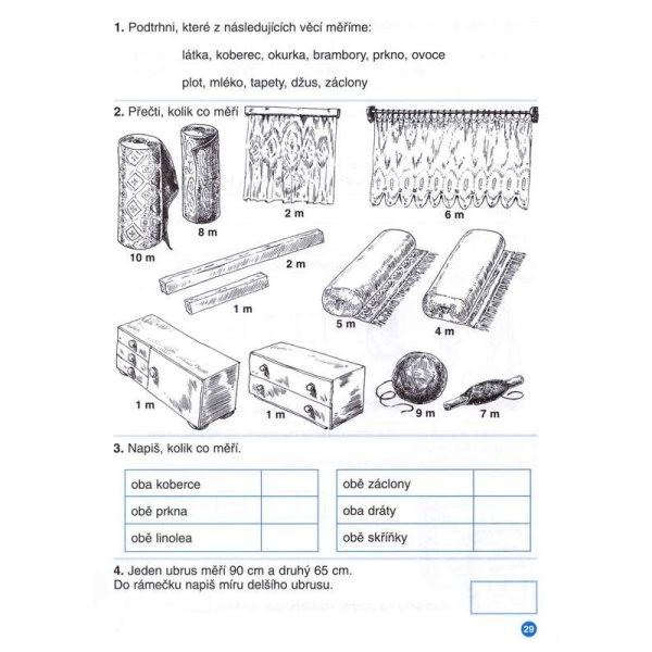 Procvicujeme Pocitani 3 Pracovni Listy Pro 9 R Zakladni Skoly