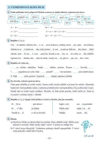 Cesky Jazyk 4 R Pracovni Sesit 1 Dil Ucebnicemapy Cz