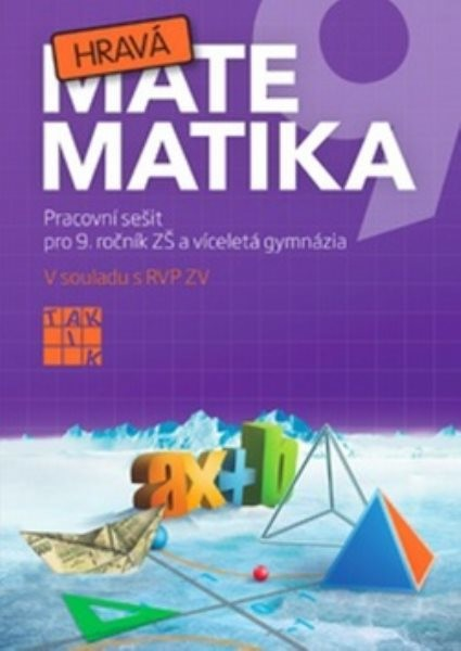 Hravá matematika 9 - Náhled učebnice