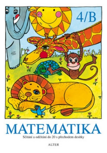Matematika 2.ročník 4.díl B