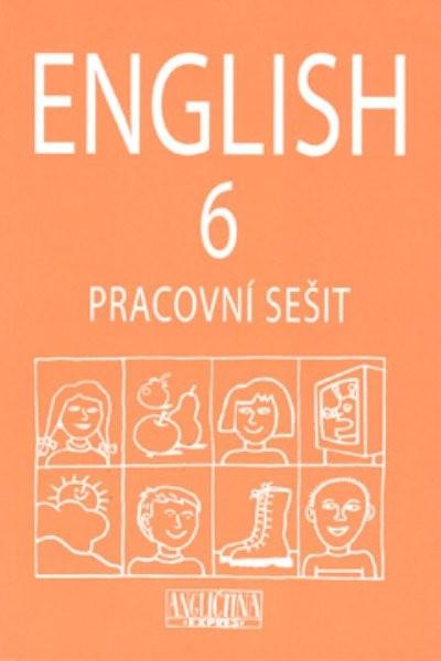 English 6 - pracovní sešit + audio CD