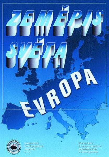 Zeměpis světa - Evropa - pracovní sešit (7.r.)