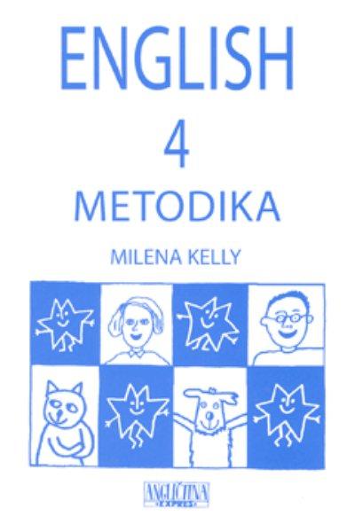 English 4 - metodika s obrázky pro výuku