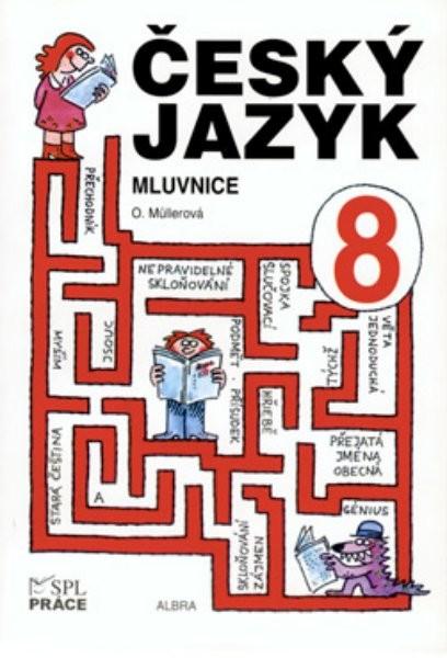 Český jazyk 8.r. - Mluvnice